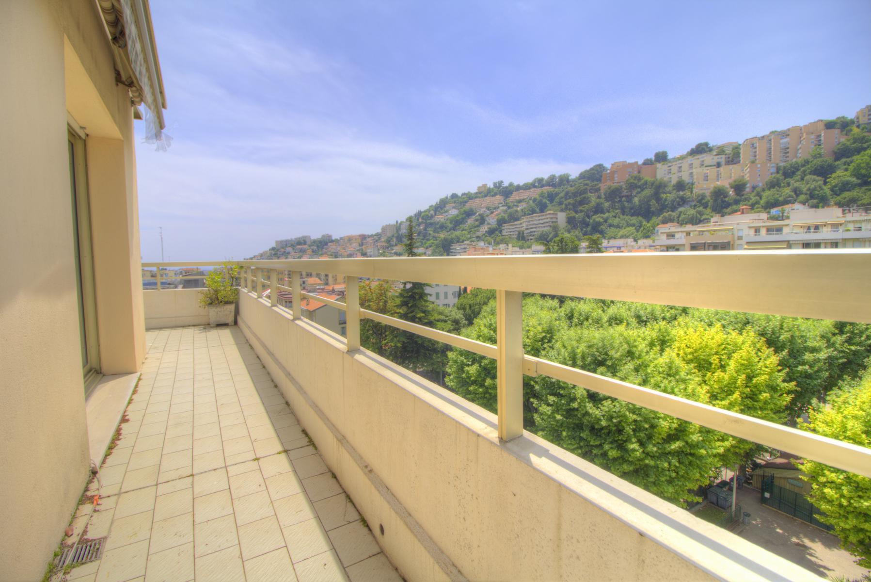 4 Pièces terrasse à vendre, Nice, Cessole