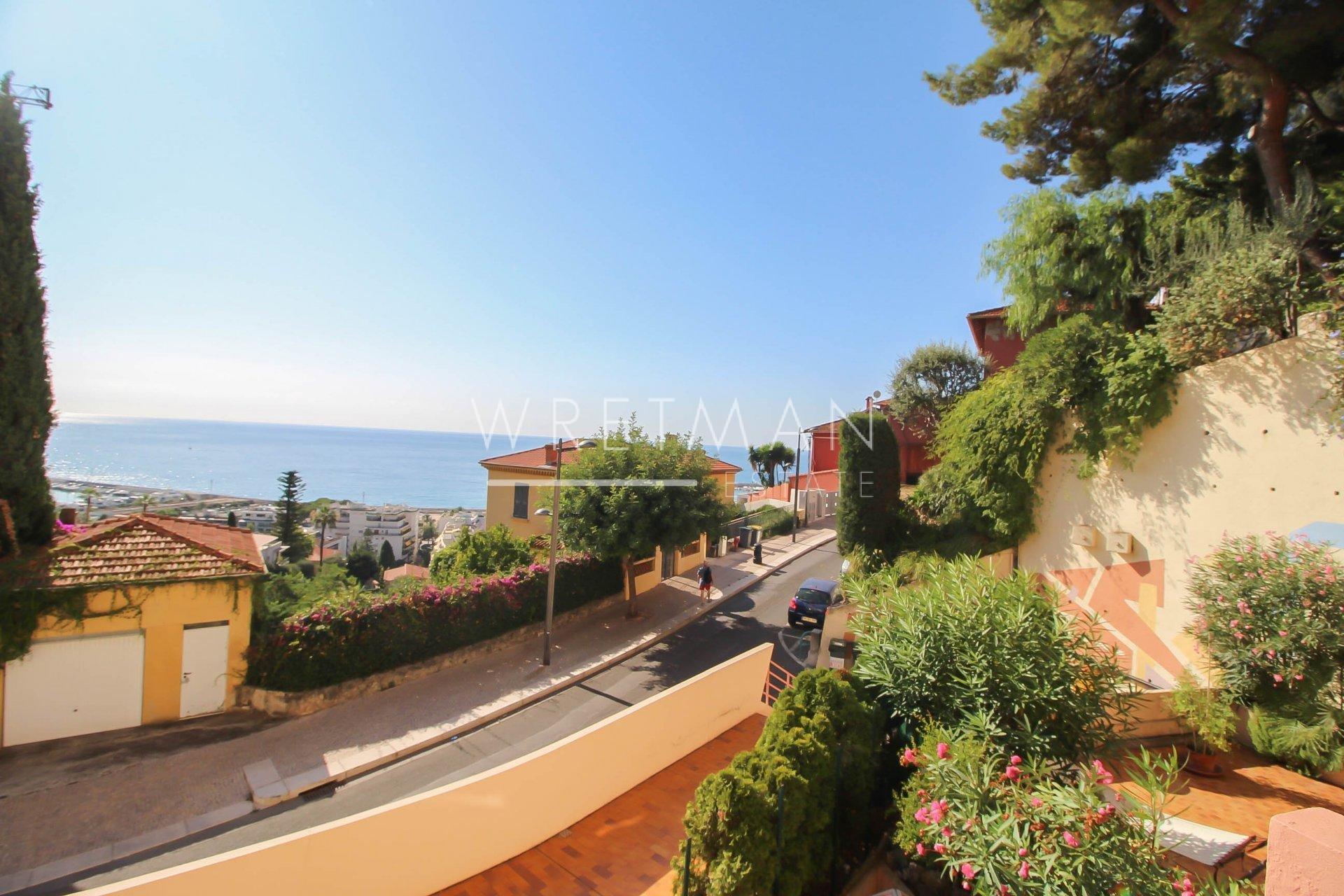 One bedroom apartment with panoramic views - Menton Garavan