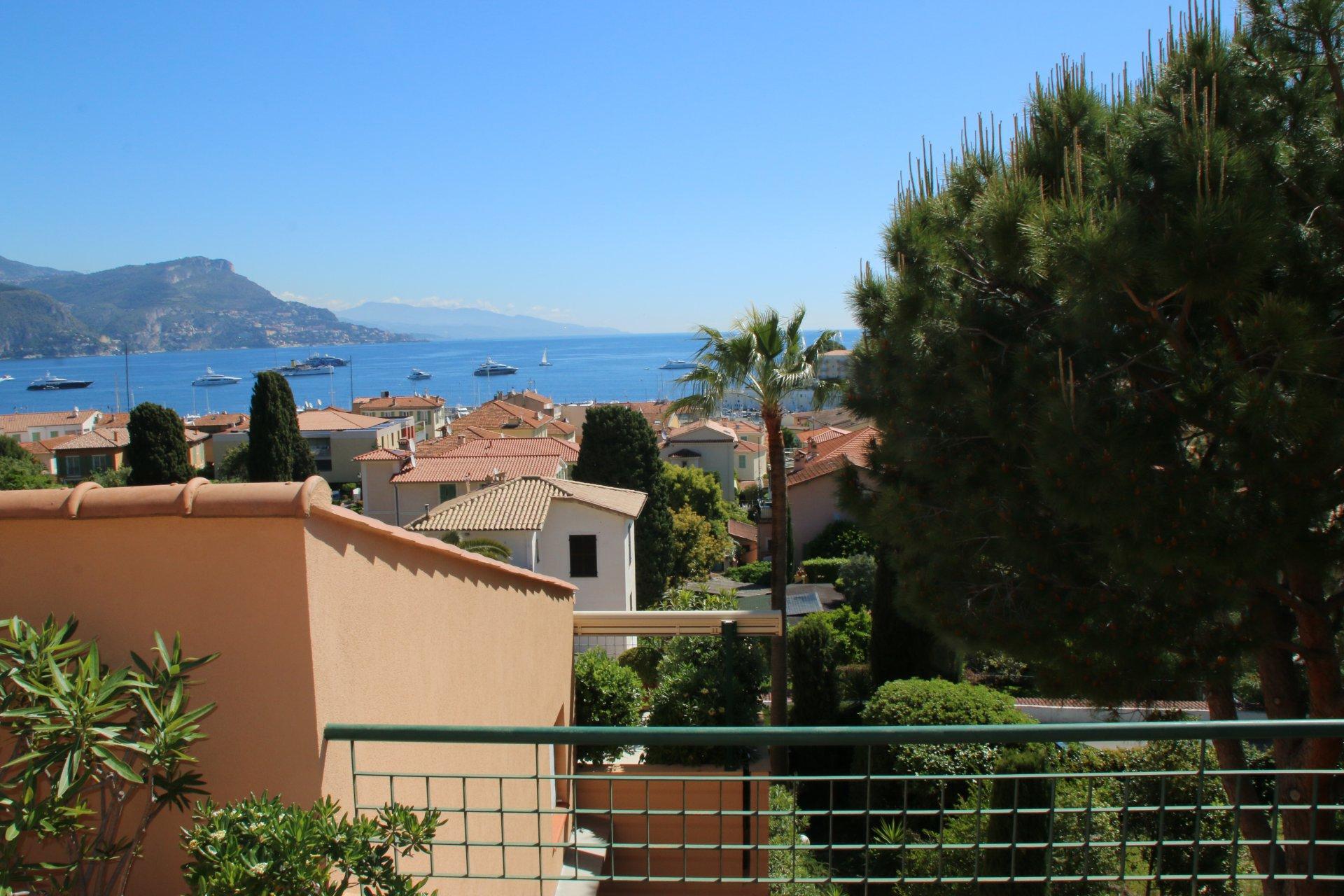 Saint Jean Cap Ferrat Trilocale Con Terrazzo Giardino