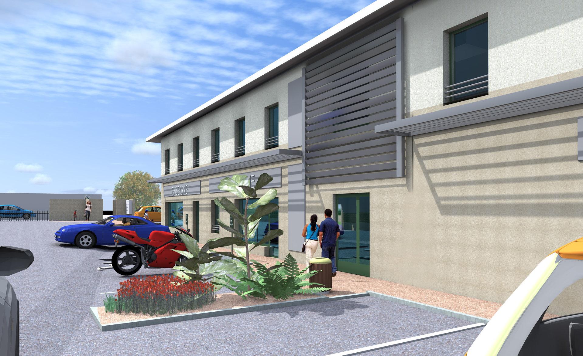 PLATEAU BUREAU 42 m²