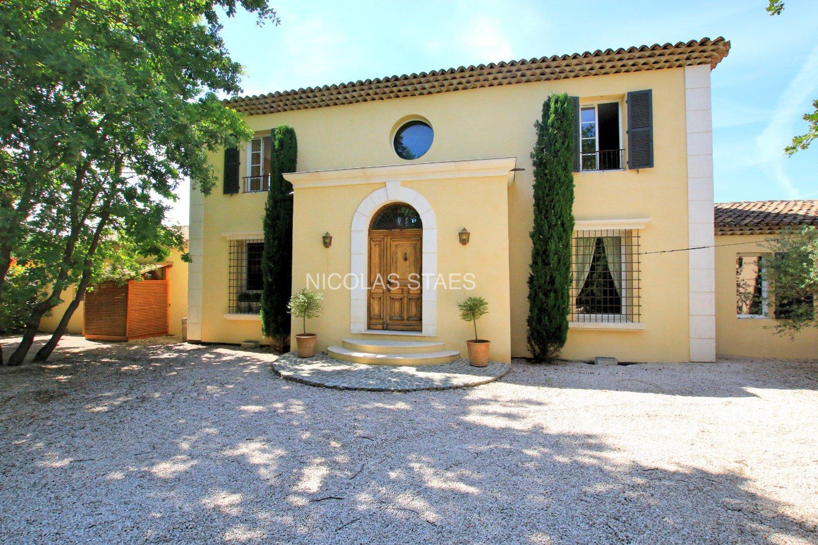 Bastide Toscane Aix Nord