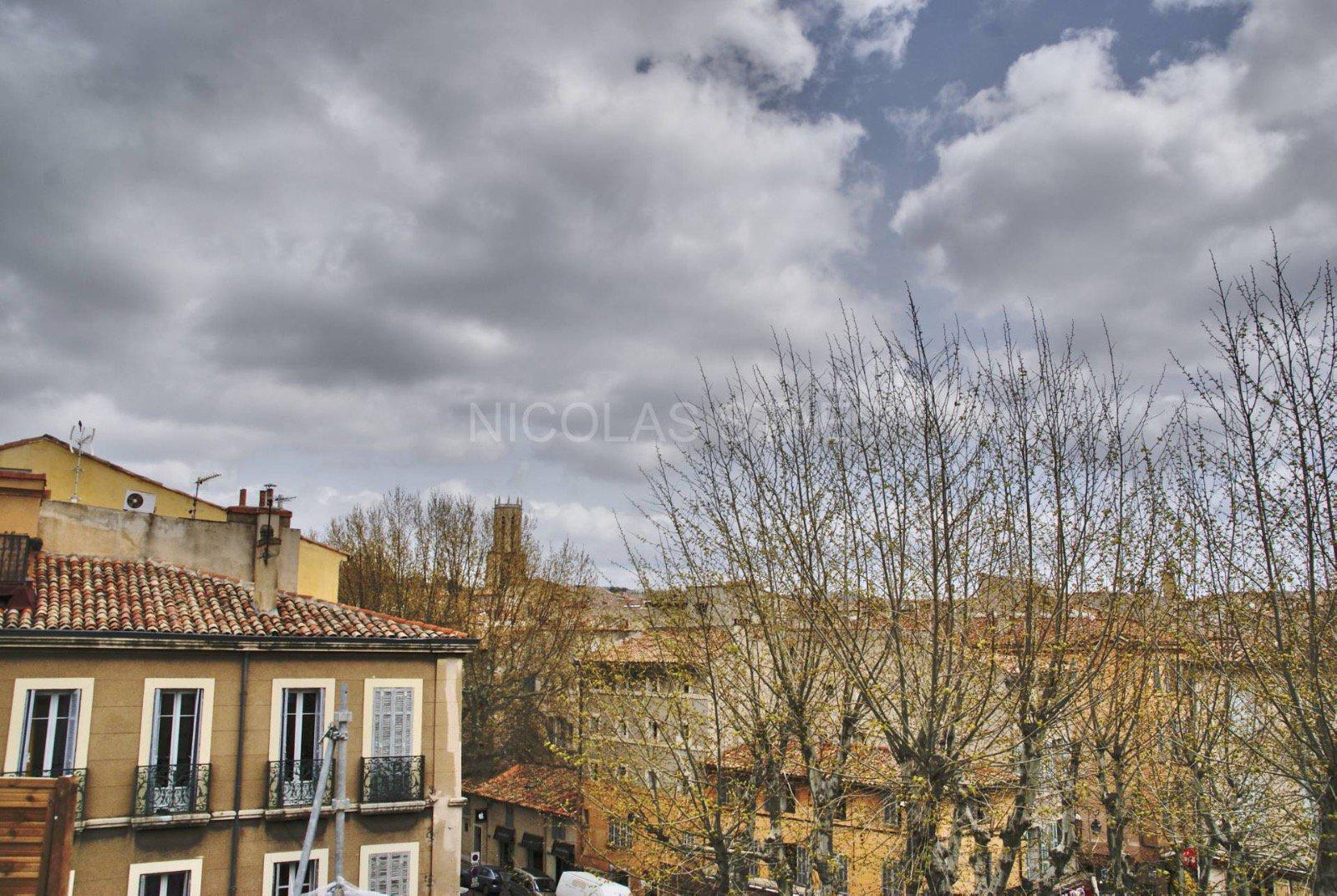 Aix-en-Provence, centre ville