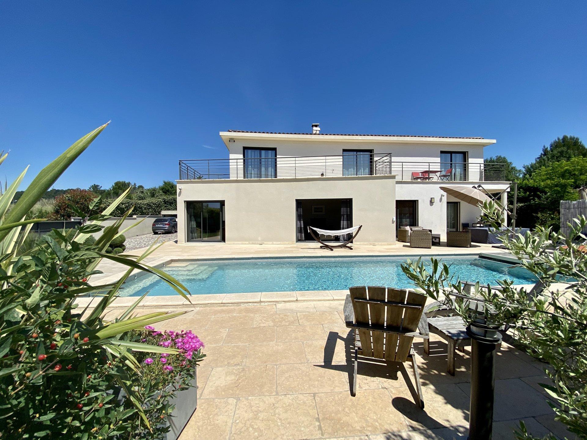 Villa D'architecte / Aix-en-Provence Centre Ville