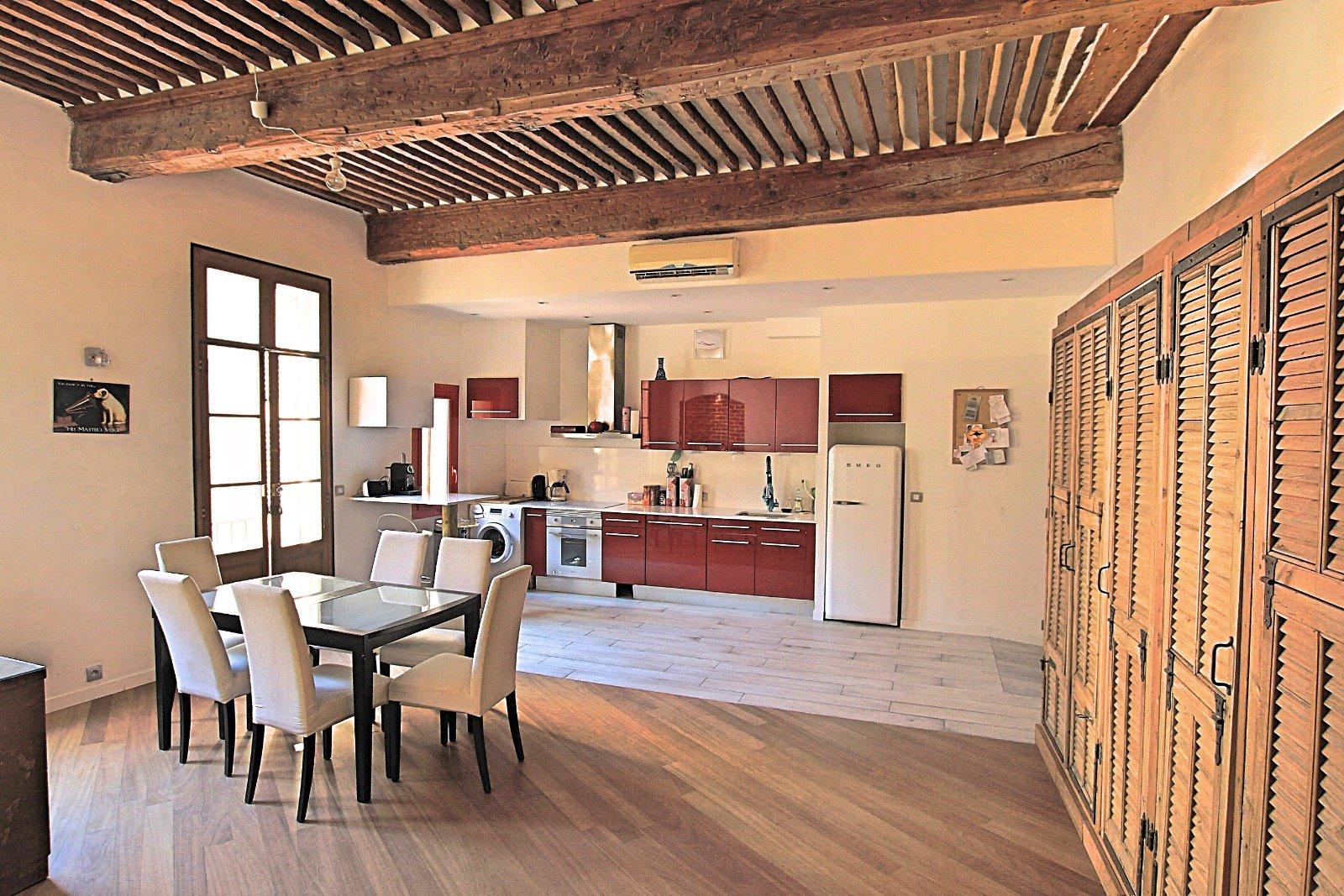 Loft Aix-en-Provence / Centre historique