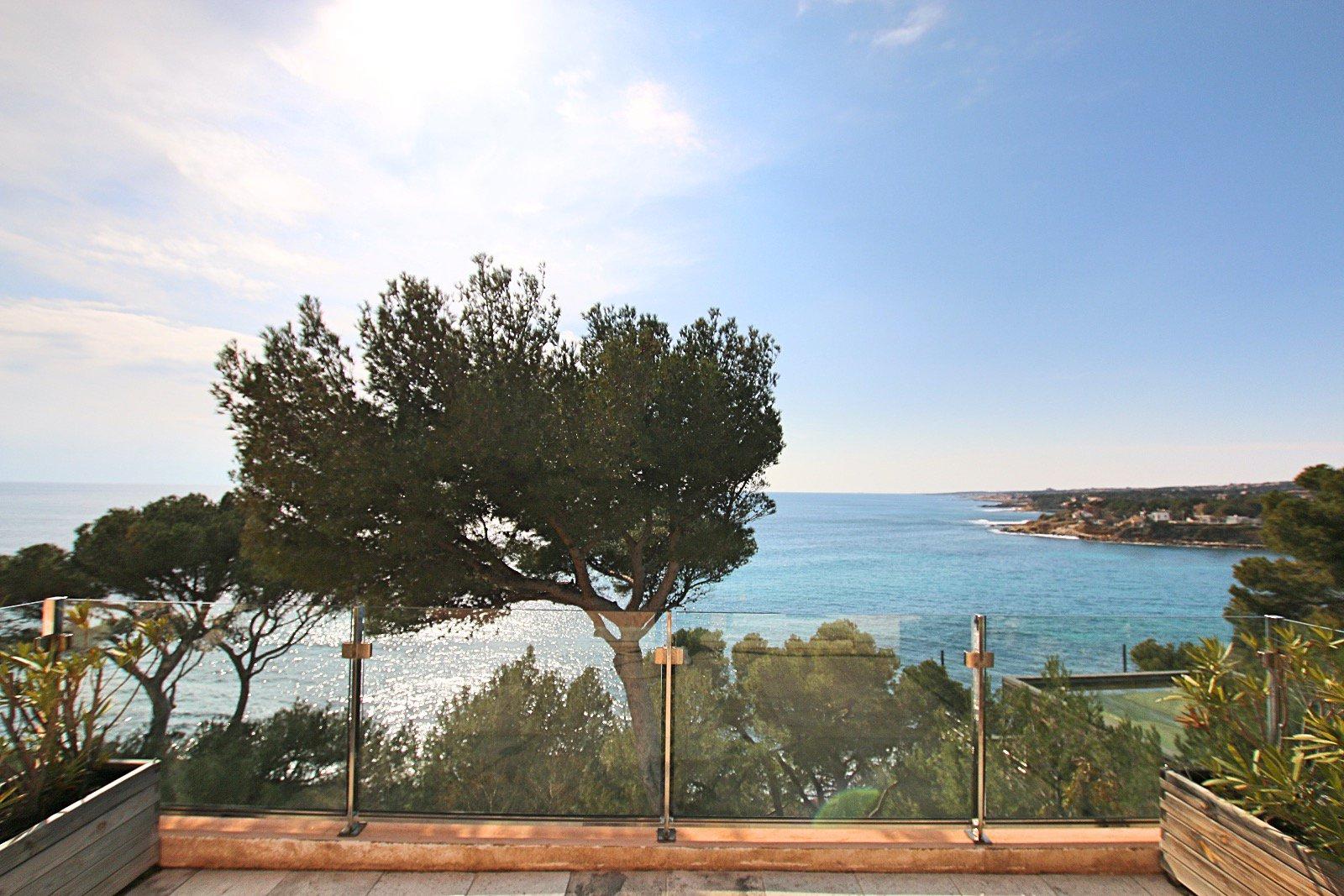 Carry Le Rouet-Spectaculaire Villa D'architecte Pieds Dans L'eau / Cote Bleue