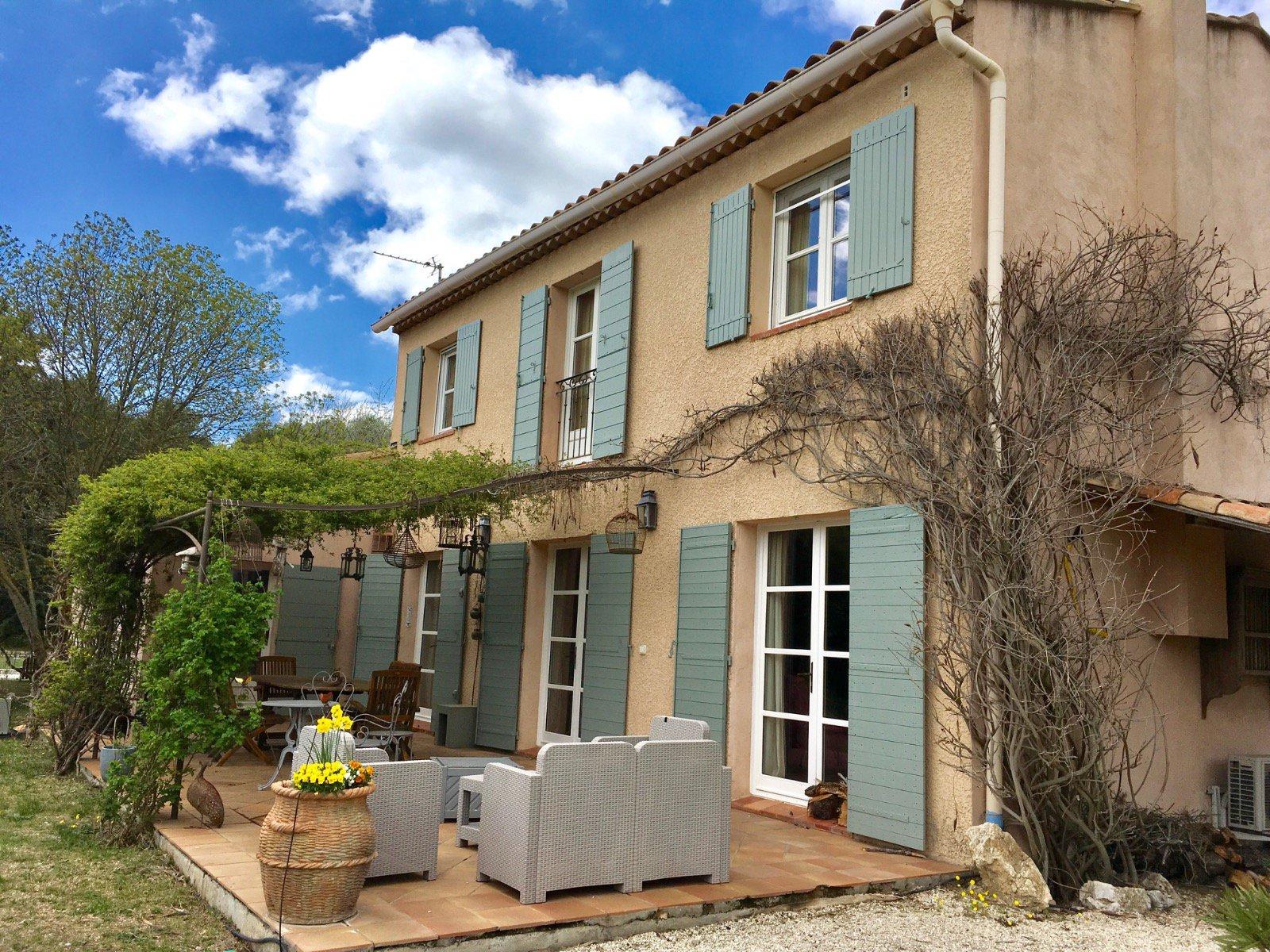 Bastide Aix en Provence
