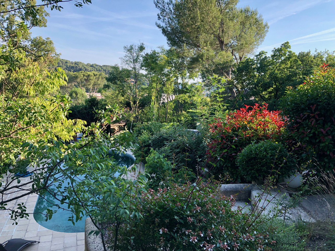 Terrain Beauregard Repentance Aix en Provence
