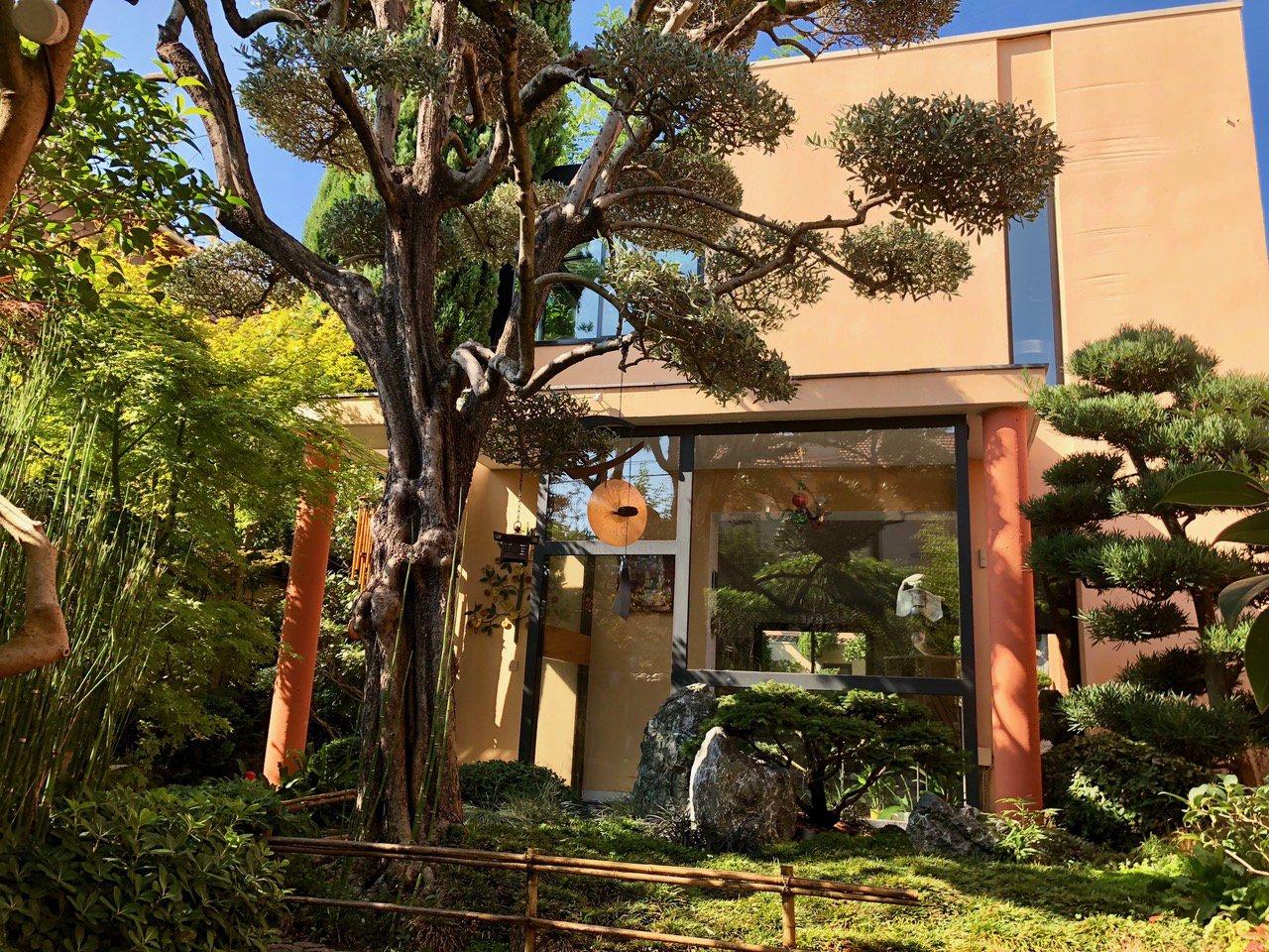 Villa D'architecte / Délicatesse et Fenshui Centre ville