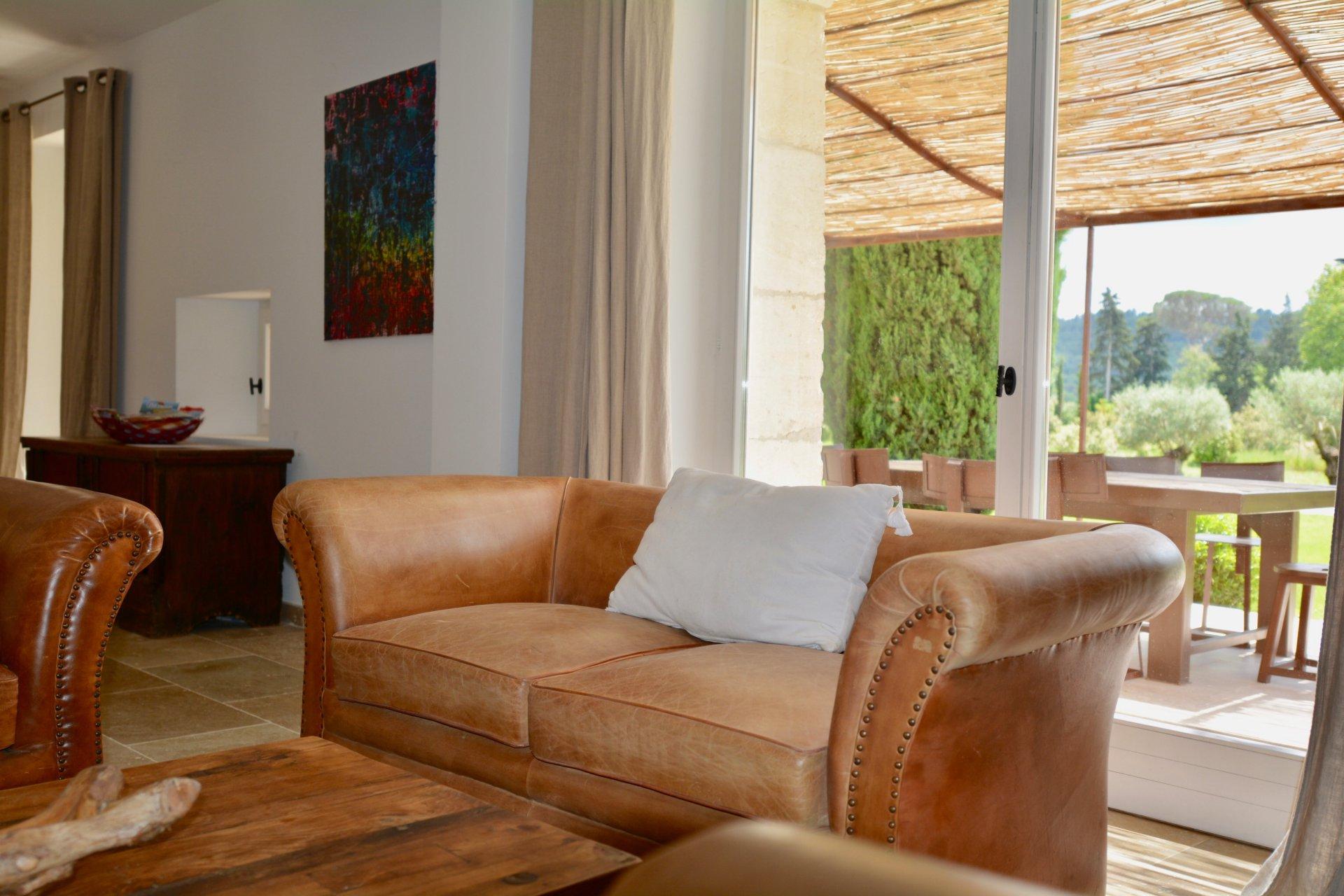Dovecote renovated in Lourmarin