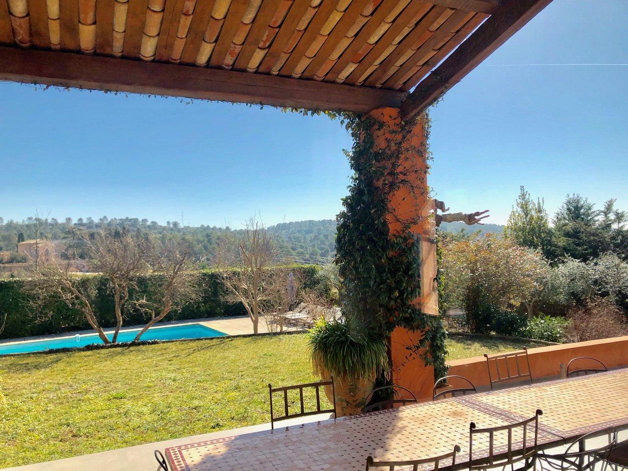 Villa Aix-en-Provence / Pinchinats
