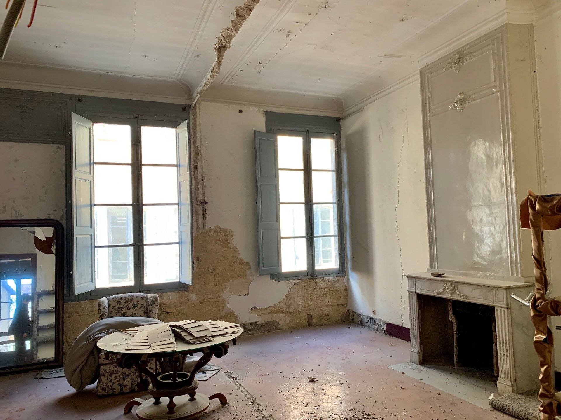 Hotel Particulier entier 730 m2 / Quartier Mazarin