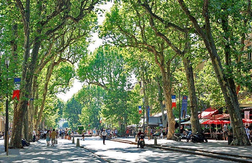 Restaurant Fond de Commerce Aix en Provence Centre Historique