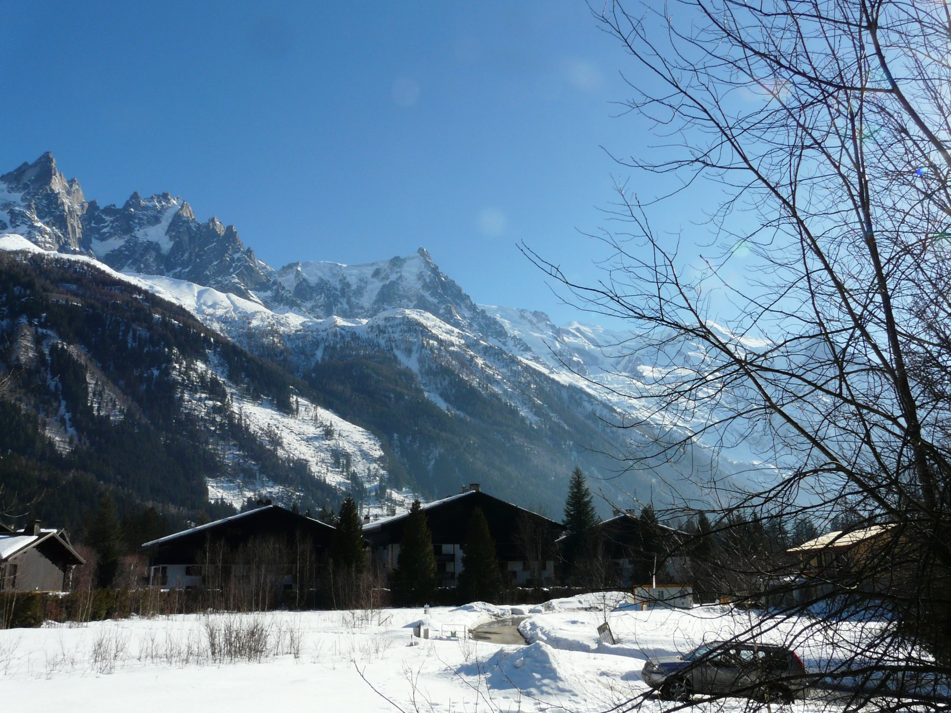 For sale Plot Chamonix