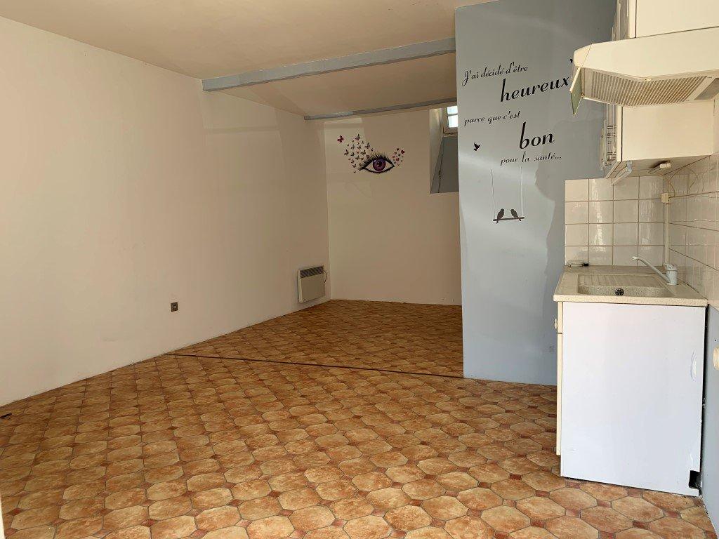 Studio 27 m², en centre ville  !