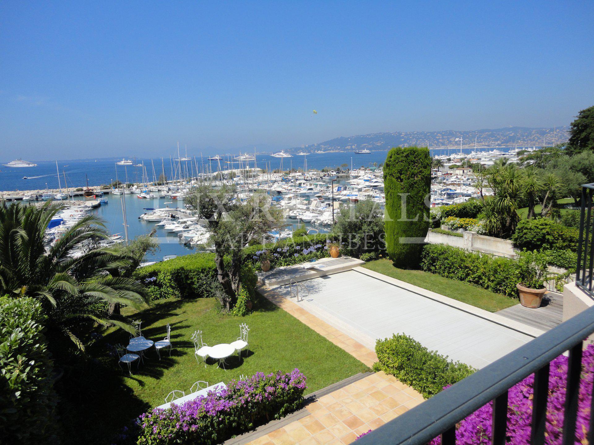 Сезонная аренда Вилла - Антиб (Antibes) Cap-d'Antibes