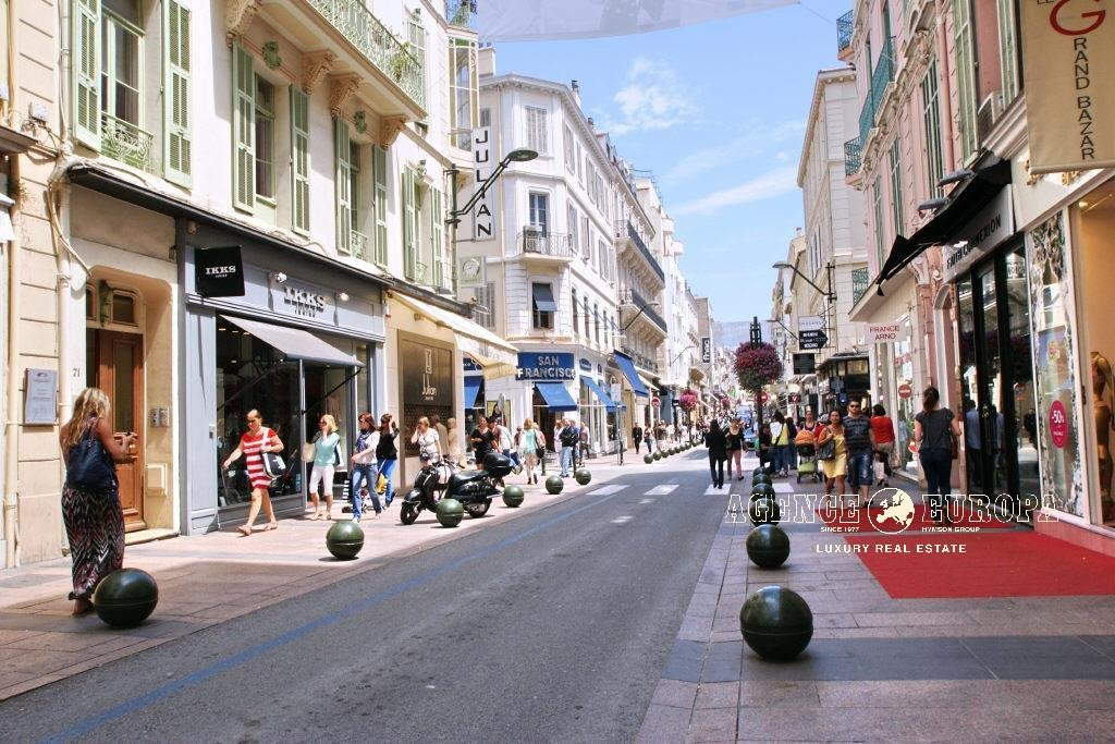 Image result for cannes Rue d'Antibes