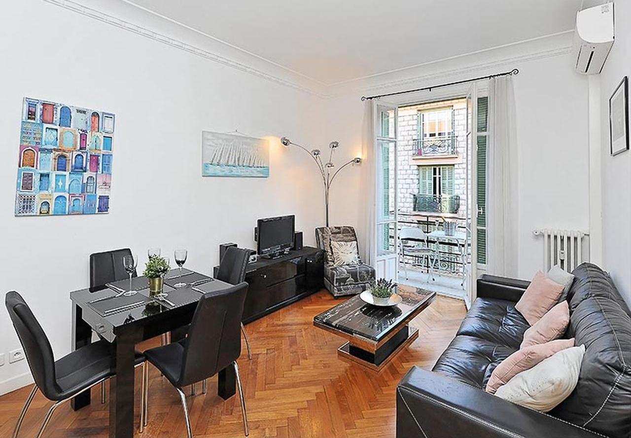 VENTE Appartement 3P Nice Musiciens Balcon Proche Mer