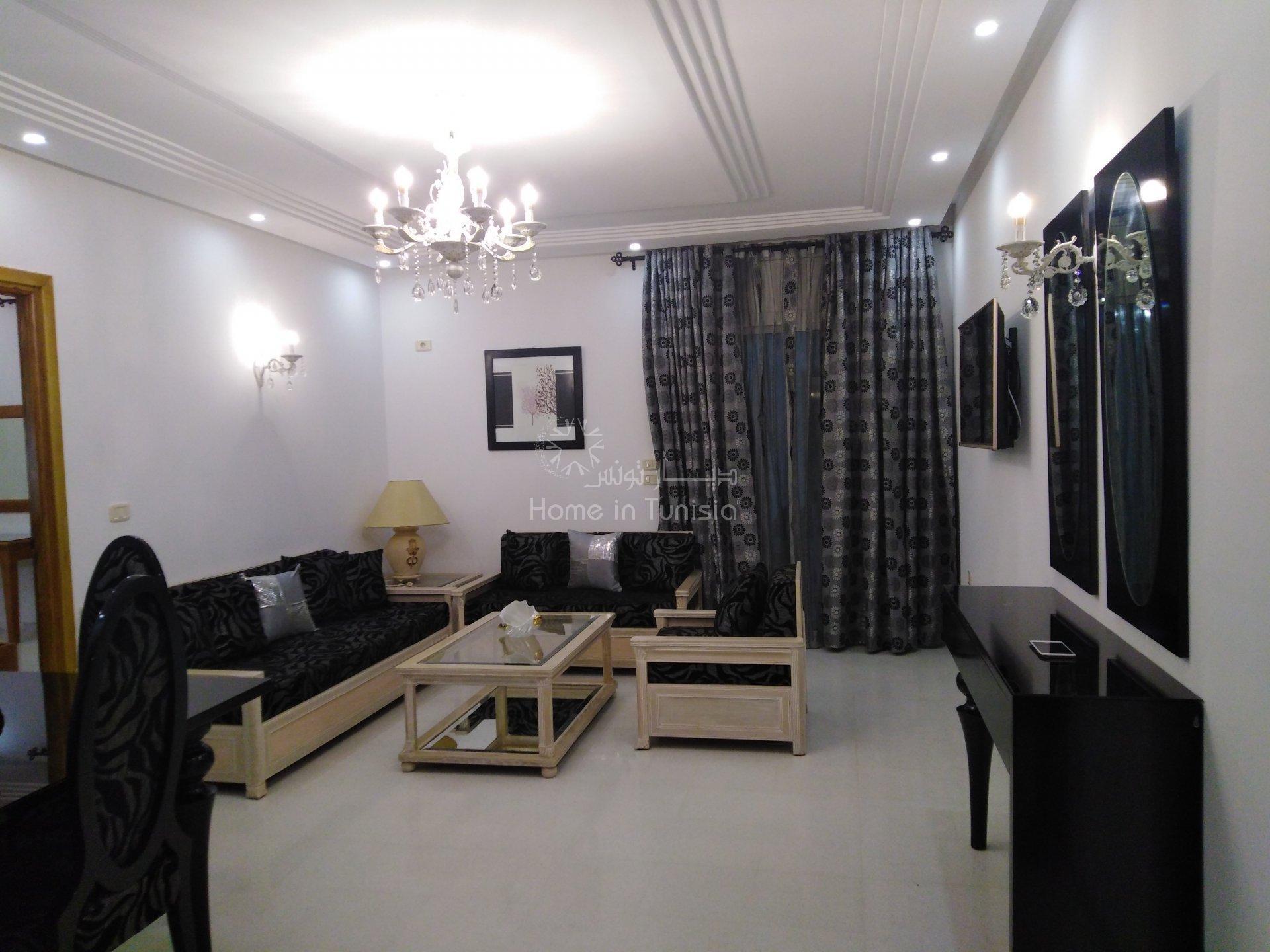 Location Appartement S+2 Meublé