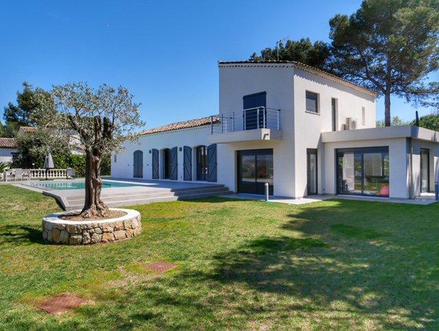 Biot Villa Contemporaine Domaine de Clausonnes