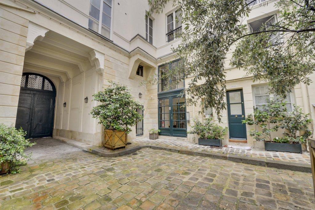 Rue Jacob (72.34m²) 75006