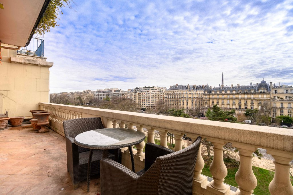 Appartement 300 m² 75016 Paris