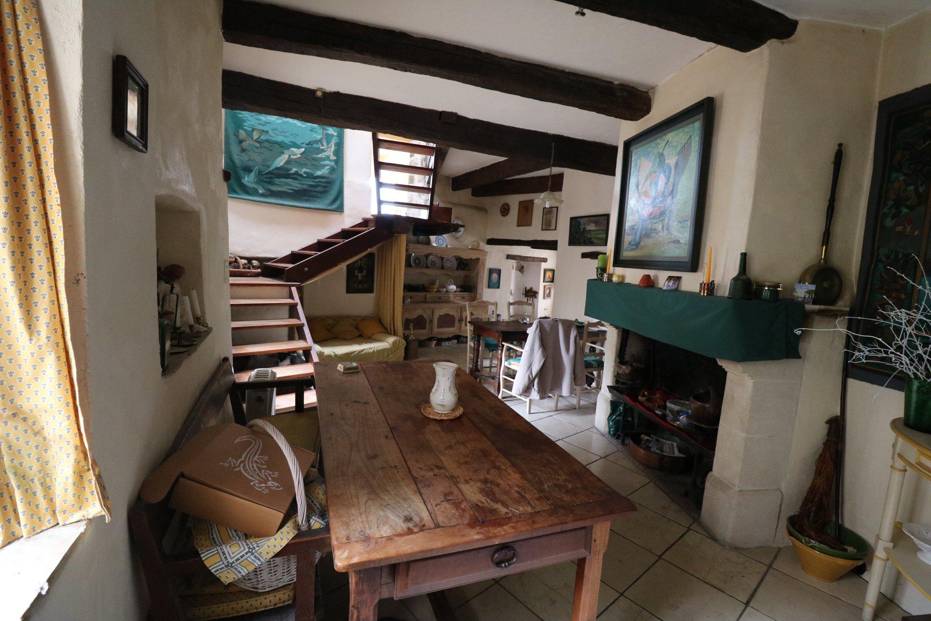 Vente Maison de village - Coaraze