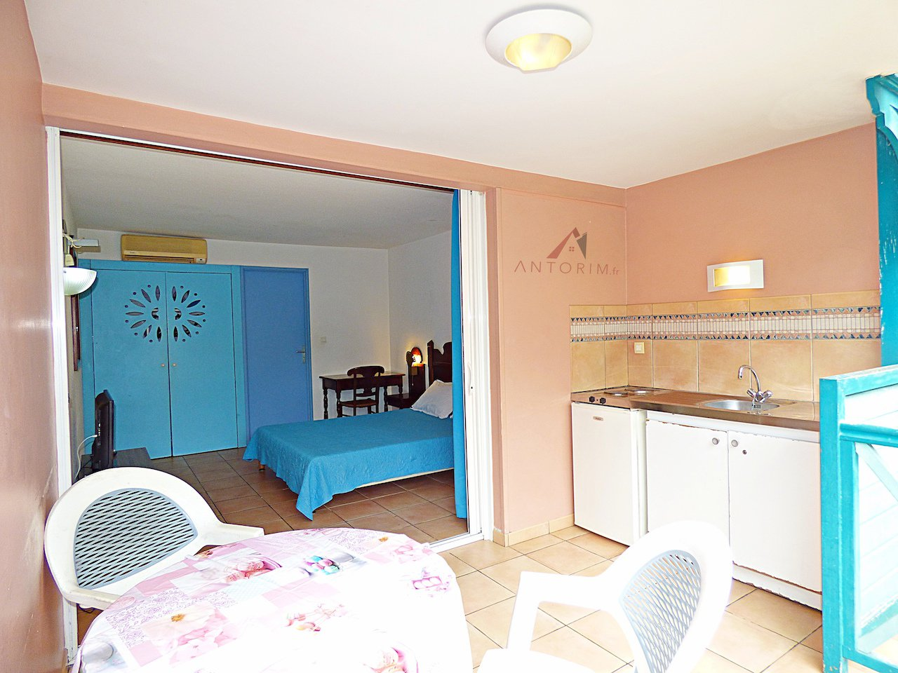 EXCLUSIVITE 2 : SAINTE-ANNE - Superbe Studio - Rez-de-Jardin - Proche Plage
