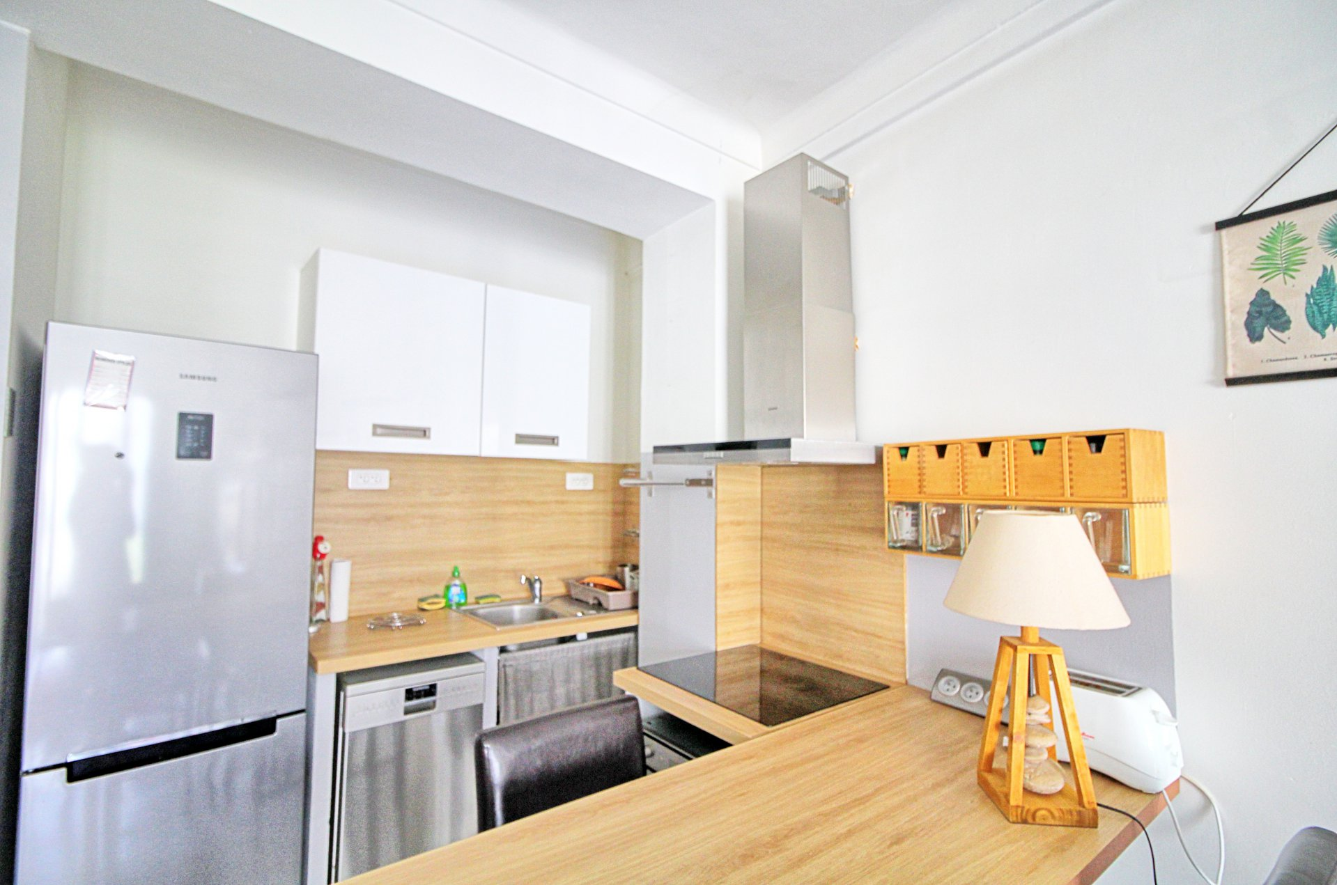 Location Appartement - Nice Californie