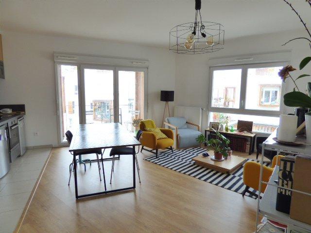 Duplex avec terrasse de 88m²