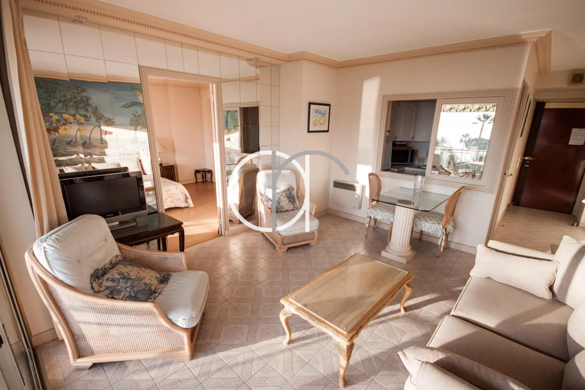 CROISETTE - 1 BEDROOM WITH SEA VIEW