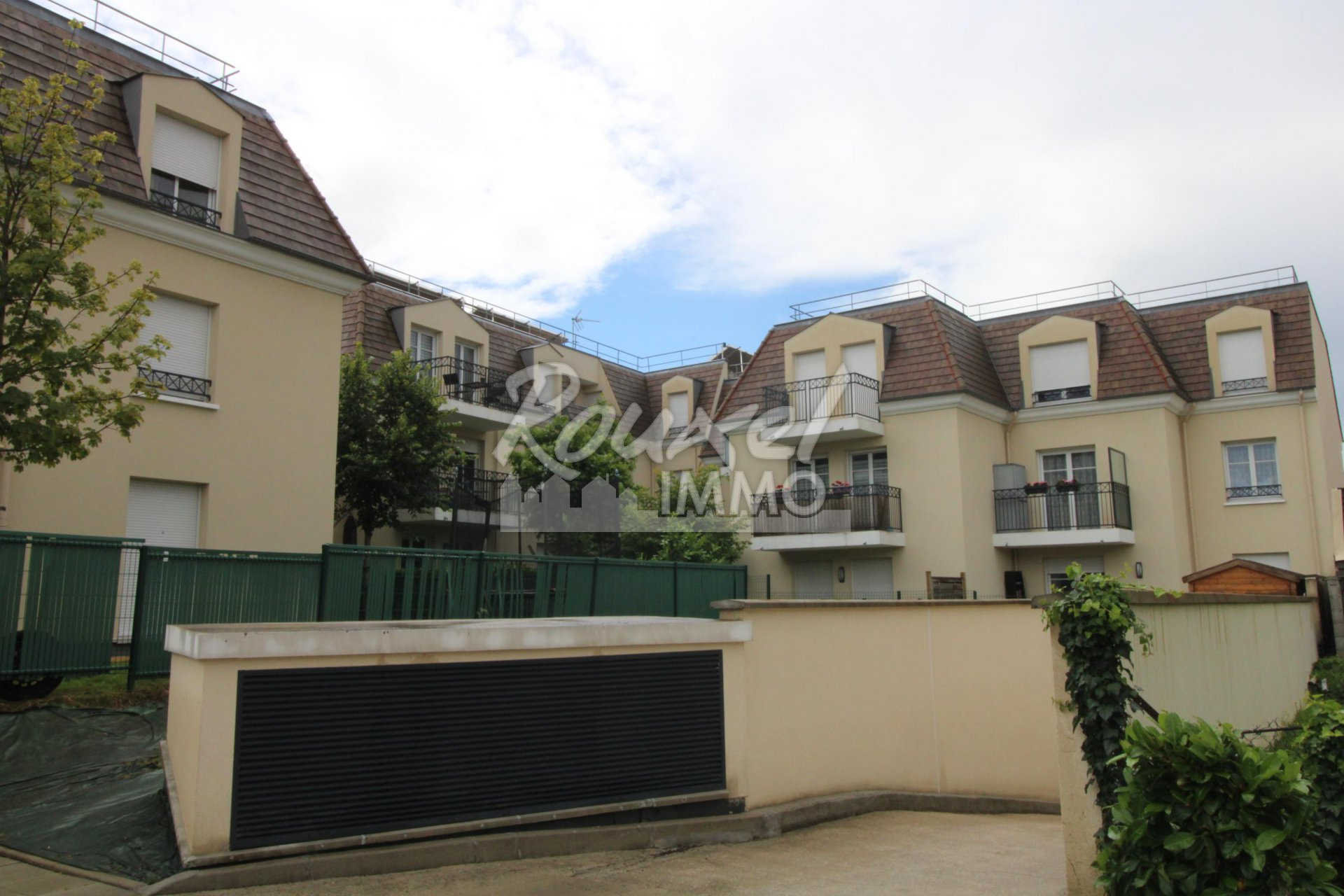 Location Appartement - Pontault-Combault Le bourg de Pontault