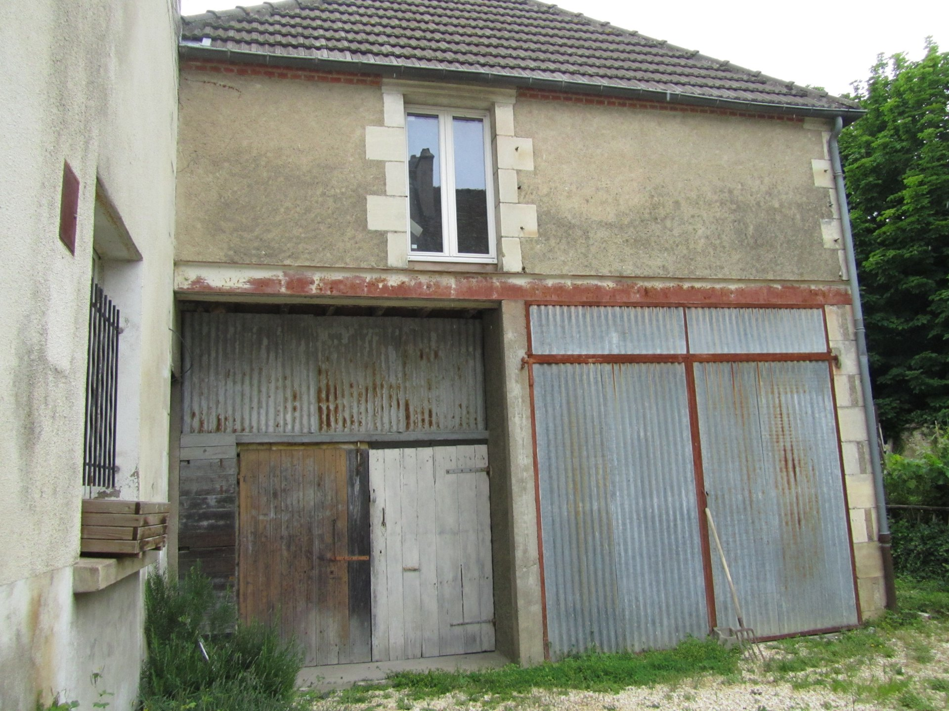 Maison bourg du CHER