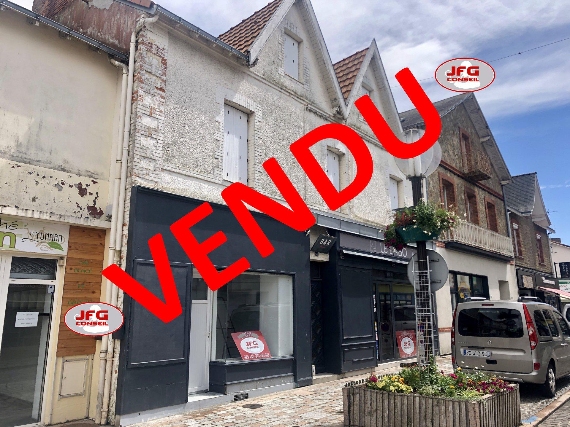 Ensemble immobilier - Centre des Pins 44250 SAINT BREVIN LES PINS