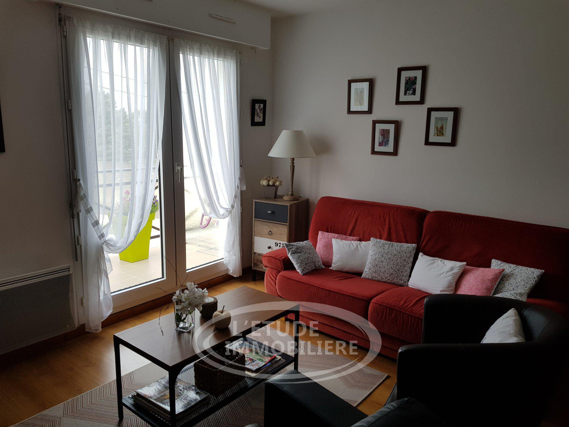 Appartement   Type 3  Bourg d'Escoublac