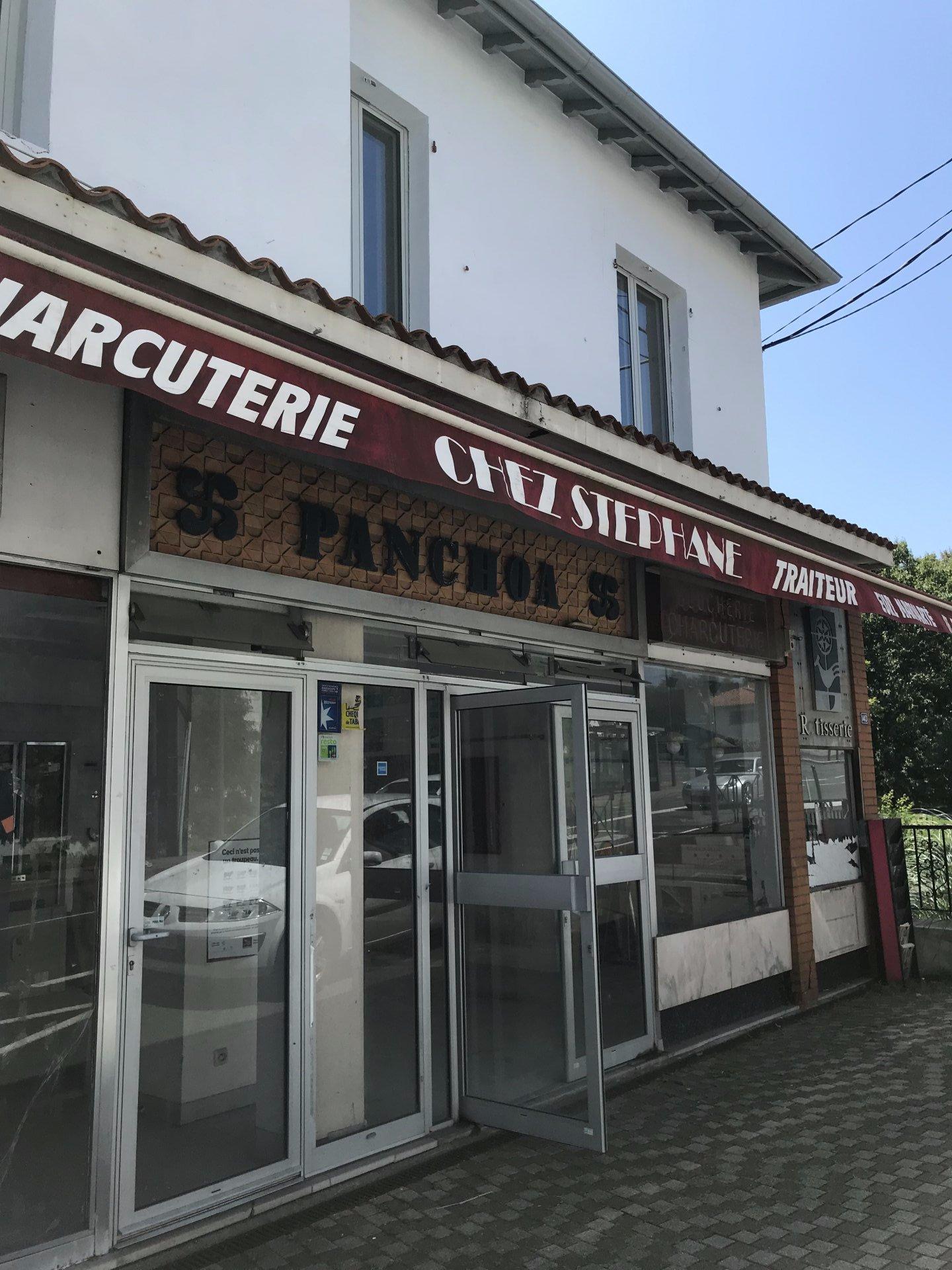 Local commercial coeur de biarritz !!