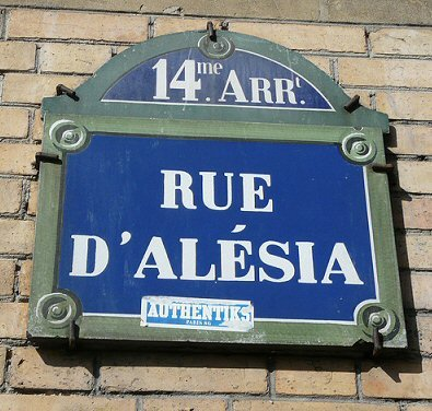 75014  Boutique Alesia