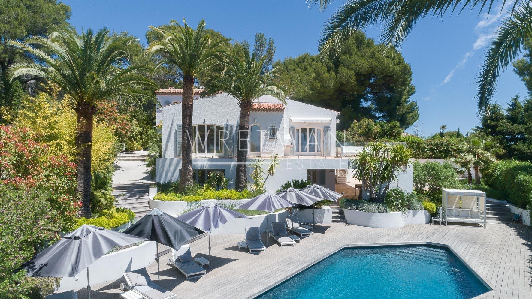 7 sovrum med havsutsikt - Super Cannes