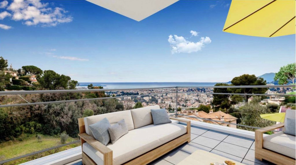 CANNES - French riviera - Private domain - 4 bed luxury Apartment - sea view