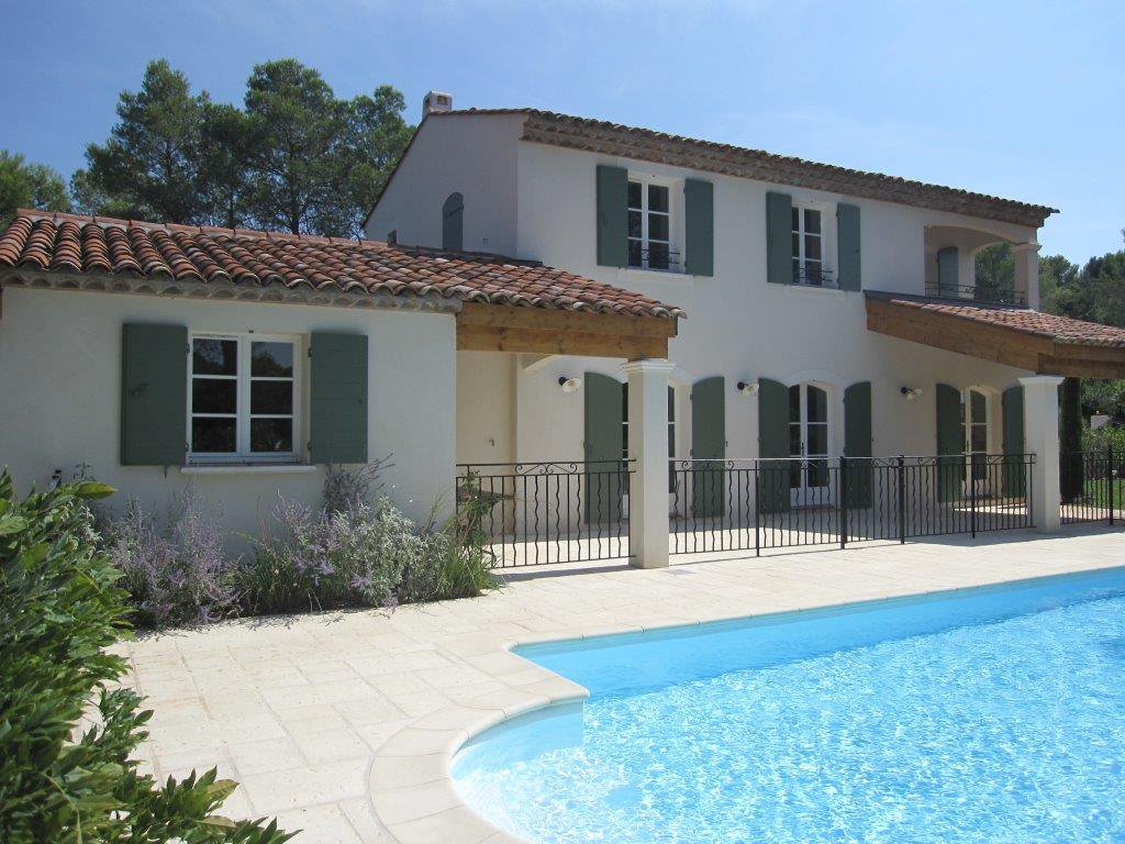 Individuelle Villa mit 5 Zimmern in der Domaine Saint Endréol
