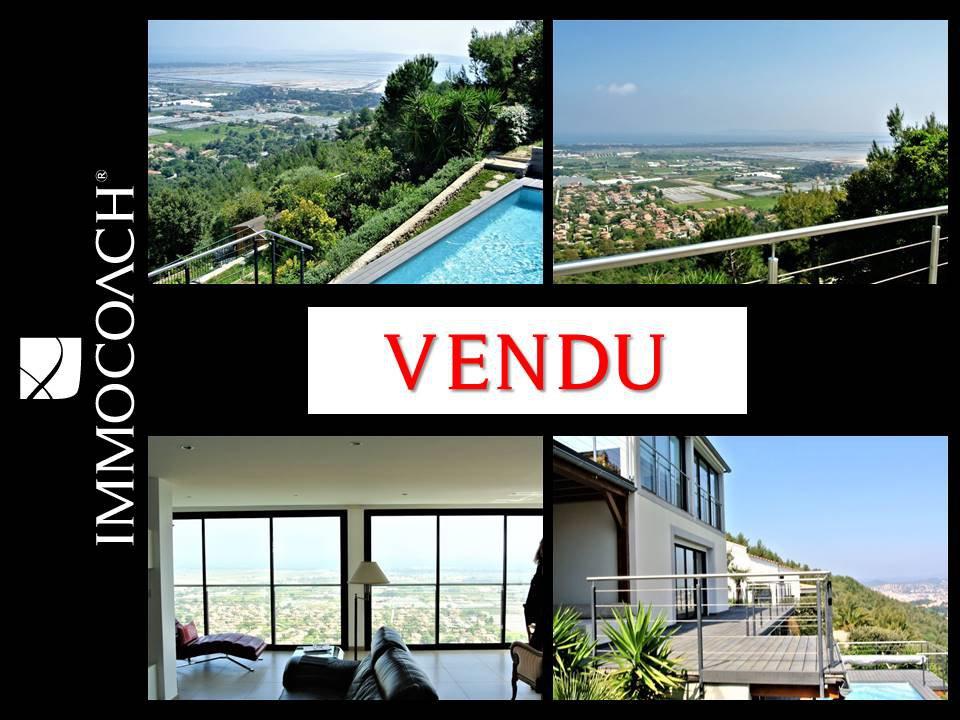 Contemporary Villa Sea view Hyères