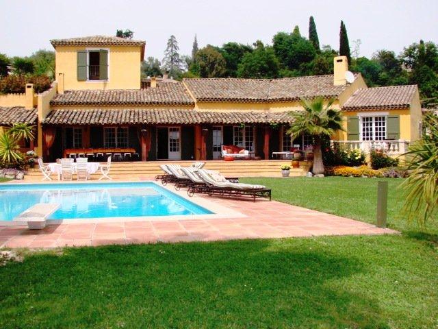 Ferieutleie Villa - Vence