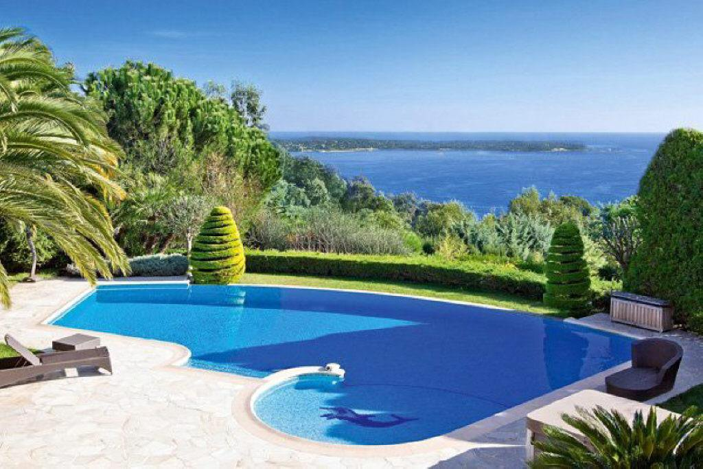 SUPER CANNES - SUPERB AND LARGE VILLA