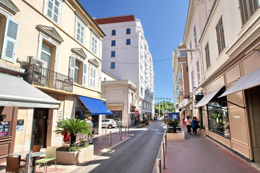 CANNES CENTRE - FONDS DE COMMERCE