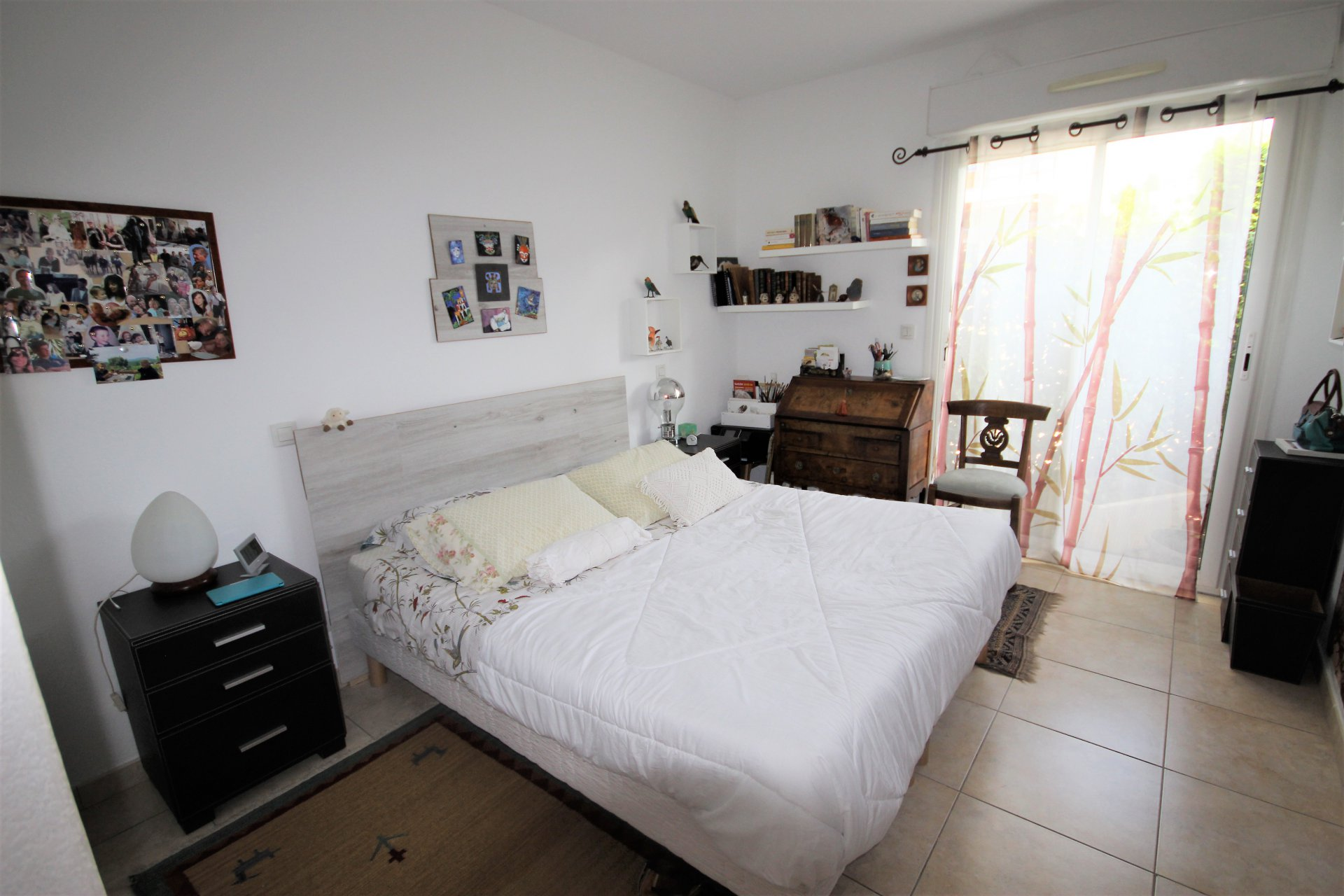 CANNES SALE 2 ROOMS ON GARDEN LEVEL