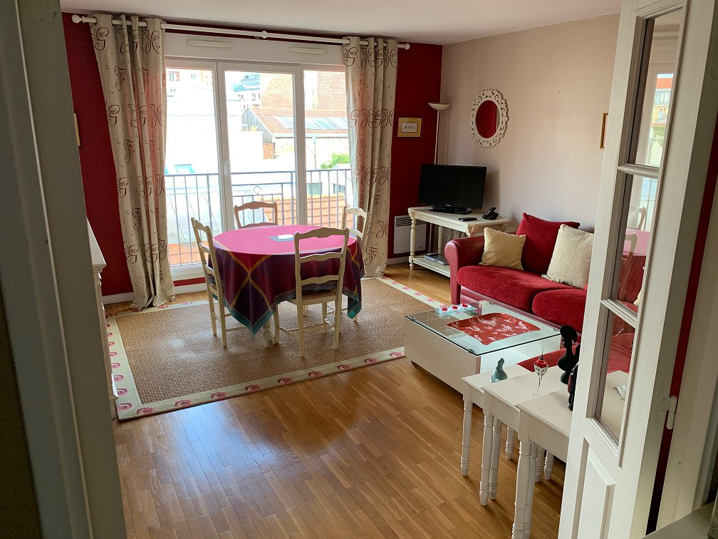 Location Appartement - Courbevoie