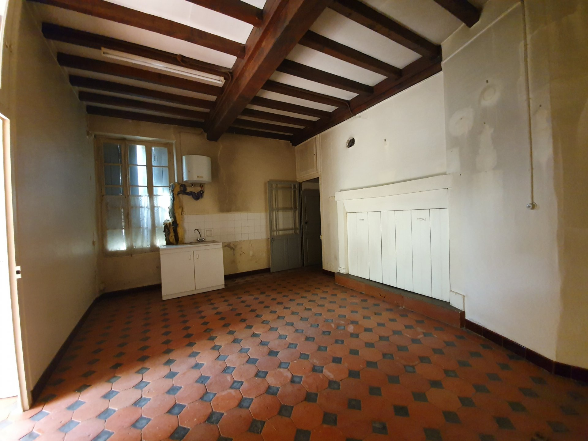 Maison à restaurer - Gizeux