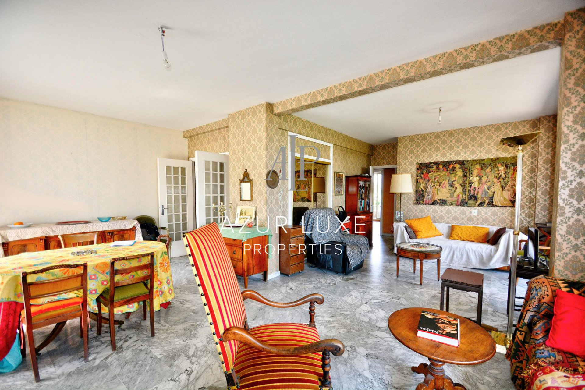Sale Apartment - Nice Napoléon III