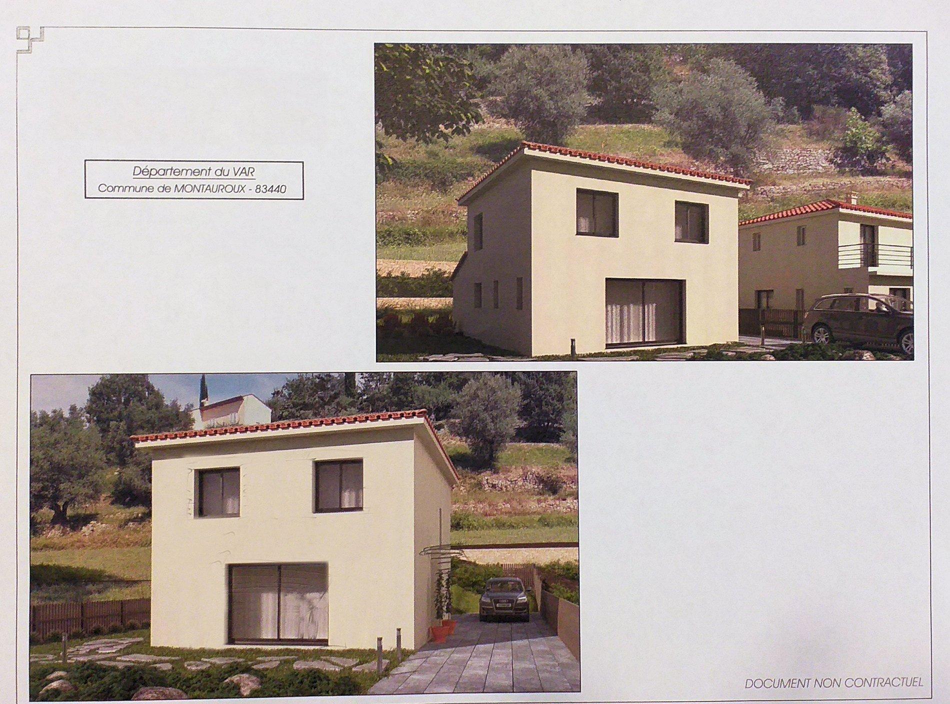 Villa neuve Montauroux