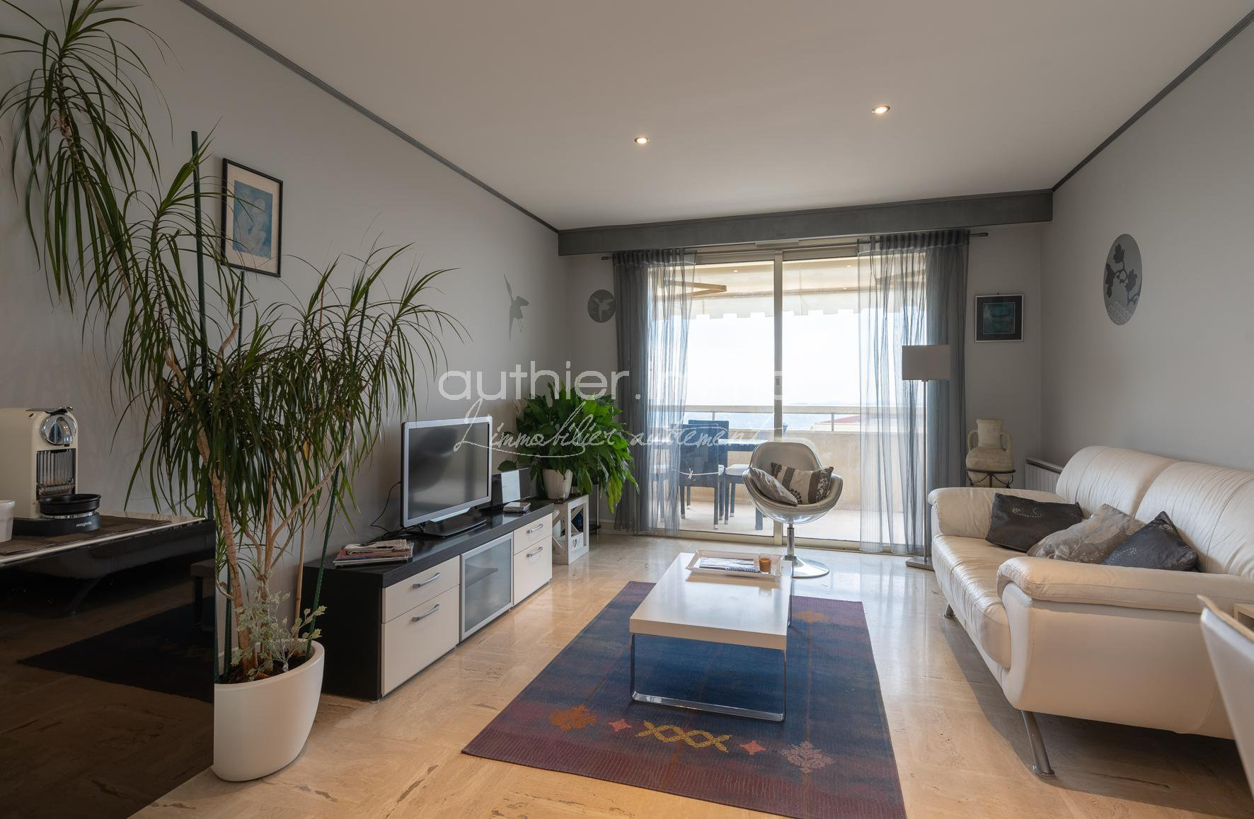 Vente Appartement Traversant Vue Mer