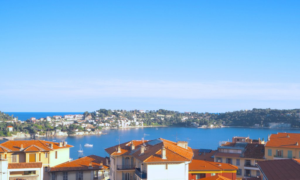 "VILLEFRANCHE SUR MER ""Downtown"" 
